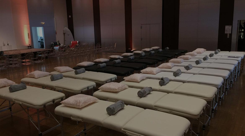 Location-Vente Tables & Chaises de Massage pliantes au meilleur prix